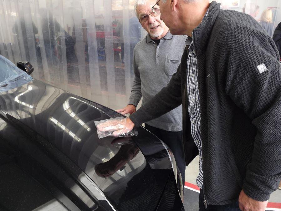 nielsen car cleaning
