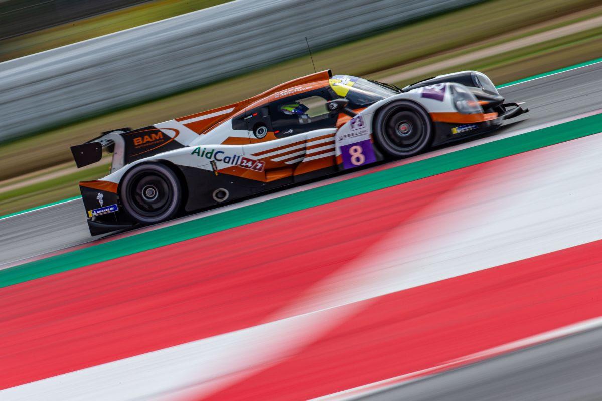 Nielsen Racing in 4 Hours of Barcelona Le Mans