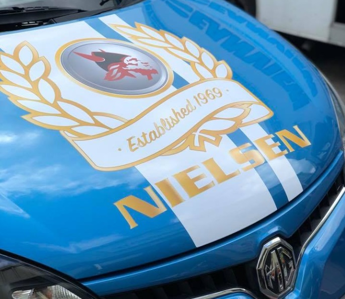Nielsen MG 50 years