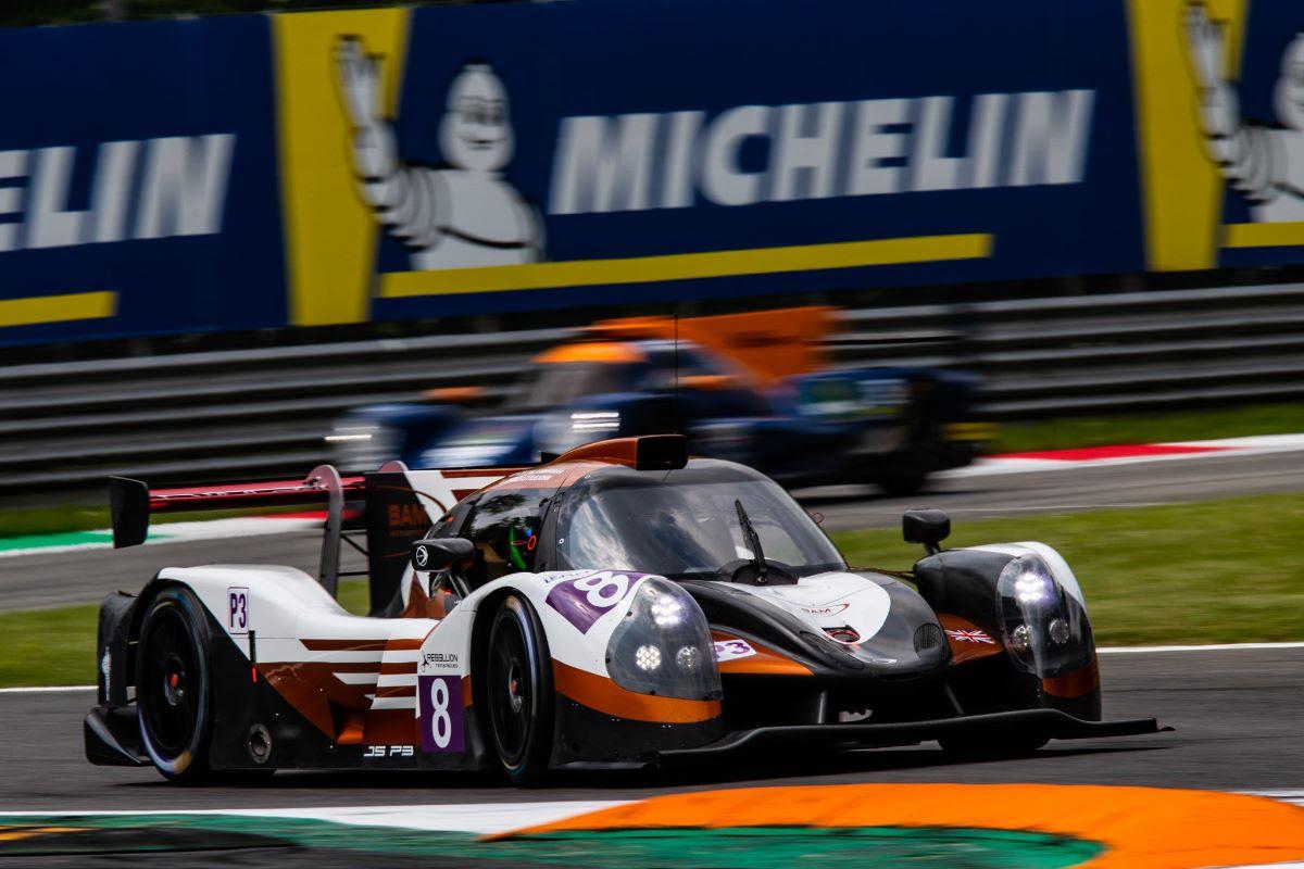 Nielsen Racing Le Mans Car