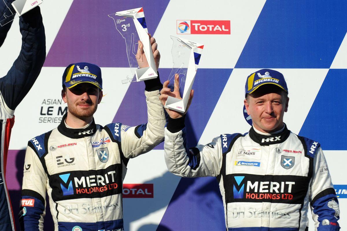 Nielsen Racing Asian Le Mans