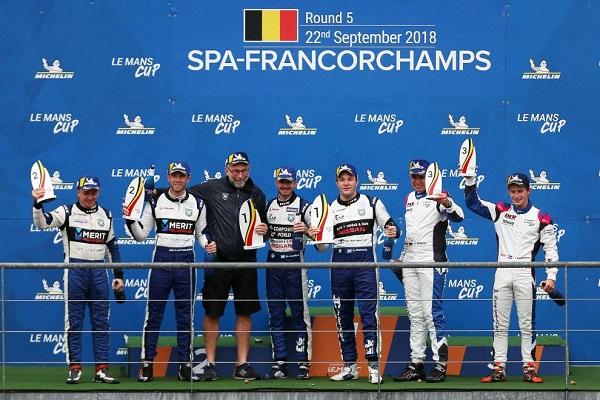 Spa Le Mans