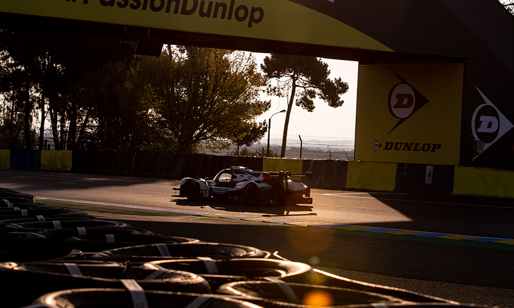 Second best finish for Nielsen in the Road to Le Mans
