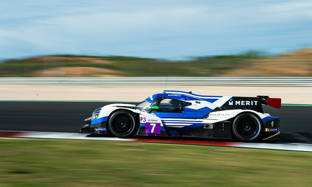 2020 ELMS Championship - Nielsen Racing misses out on Portimão podium