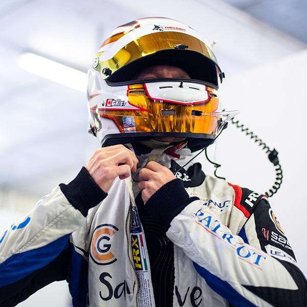Garett Grist 10 Duqueine D08 - Nielsen Racing misses out on Portimão podium