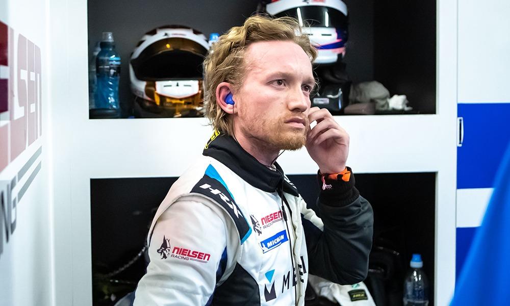 Garrett Grist - Monza podium is the target for Nielsen