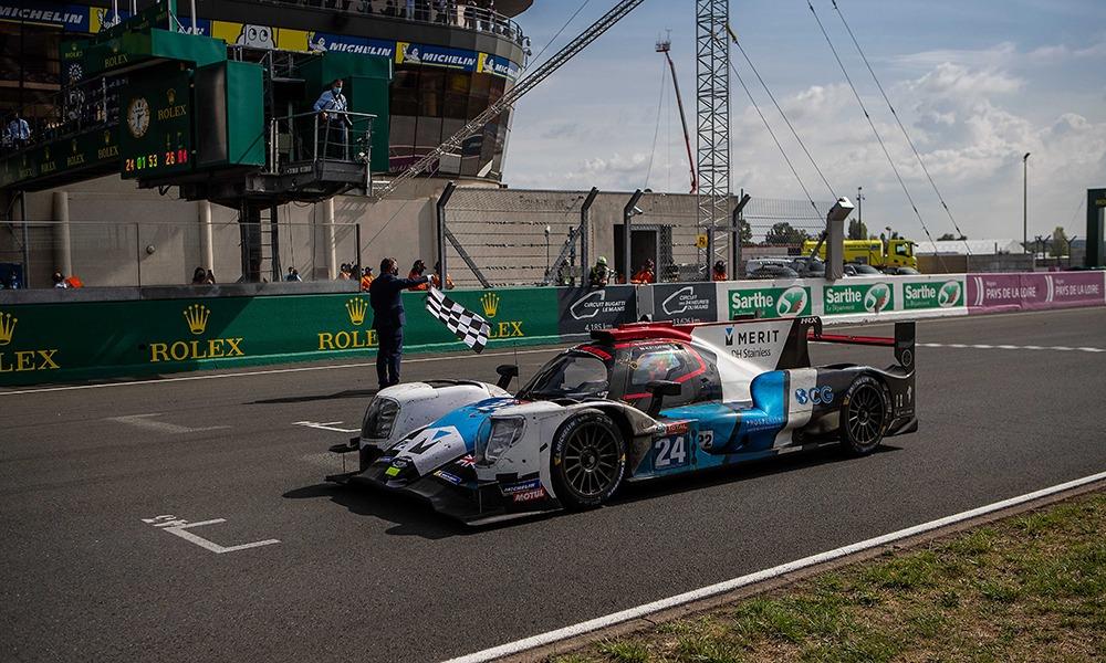 LeMans 2020 - Nielsen leave La Sarthe debut elated with race finish