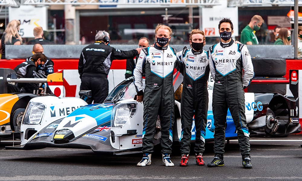 LeMans Results 2020 2 - Nielsen leave La Sarthe debut elated with race finish