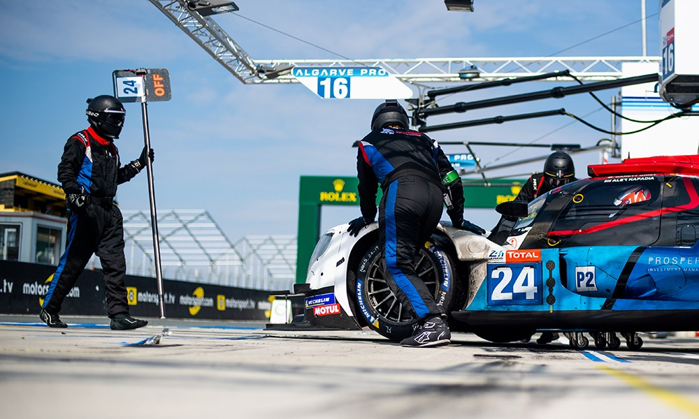 LeMans Results 2020 3 - Nielsen leave La Sarthe debut elated with race finish