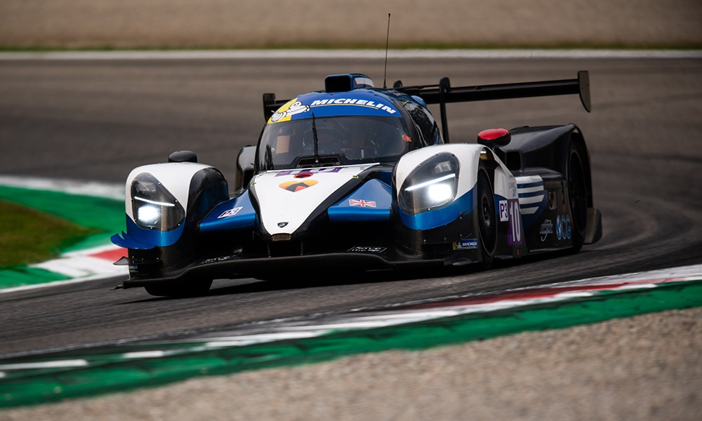 Monza 2020 2 - Season-best for the #10 Nielsen of Hodes and Grist