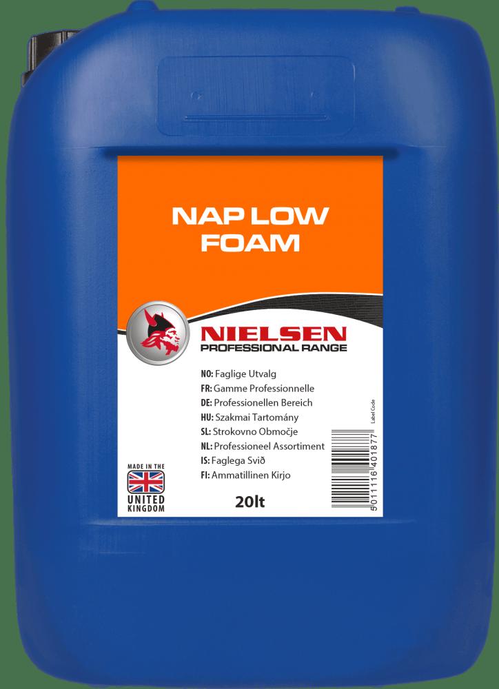Nap Low Foam 20L