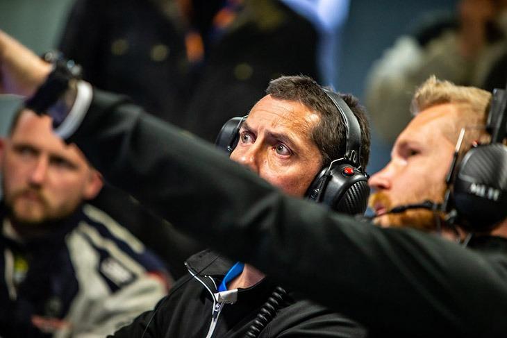 Nielsen Sven Thompson - Nielsen returns to Racing