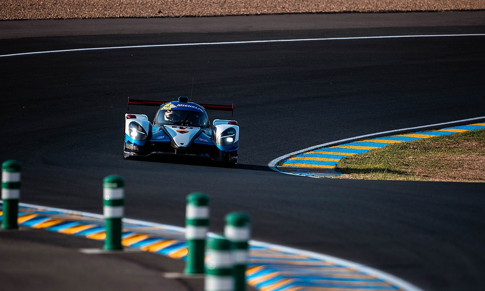 Noble and Wells 3 - Noble and Wells bounce back in Road to Le Mans