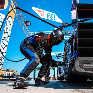Noble and Wells Stuart Moseley 300x300 1 - Noble and Wells bounce back in Road to Le Mans