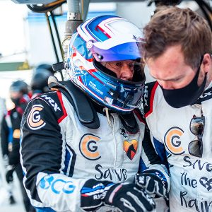 Noble and Wells Tony Wells 300x300 1 - Noble and Wells bounce back in Road to Le Mans