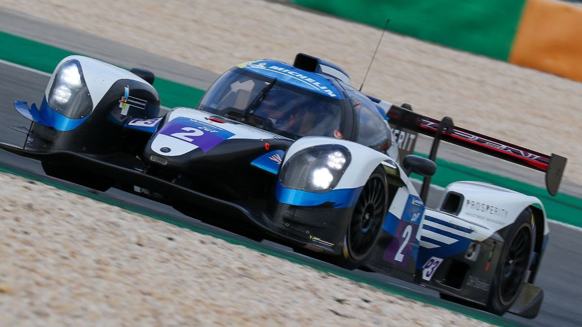 elms portugal 3 - A fifth podium for Nielsen Racing as Michelin Le Mans Cup season concludes in Portugal