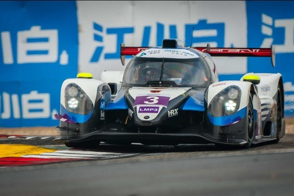 shanghai 3 - Nielsen Racing take second in Shanghai