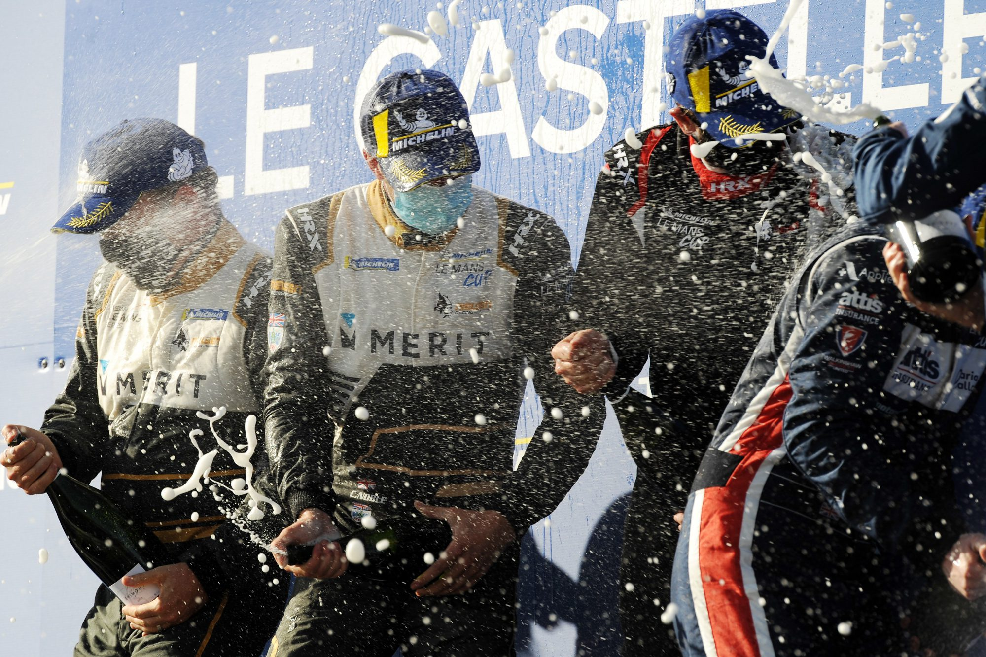 Nielsen Racing 14 - First Michelin LMC victory of the season