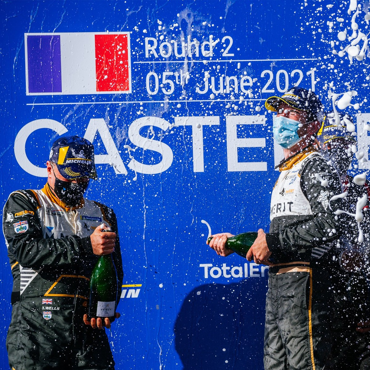 Nielsen Racing 16 - First Michelin LMC victory of the season
