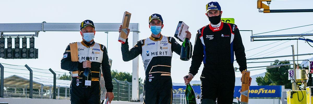 Nielsen Racing 1 - Seeking podiums in Italy