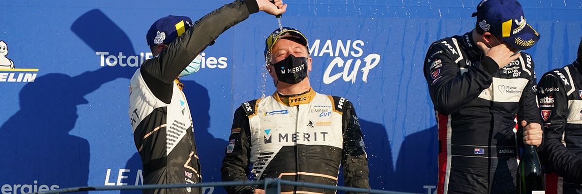Nielsen Racing 4 - Wells and Noble shine in Le Mans Cup at Monza